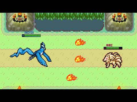 Pokemon Parody – League of Legends Battle