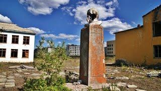 Кадыкчан- мертвый город в Магаданской области России.