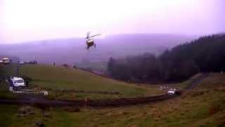 preview picture of video 'Brenig Power Stage 2 Wales Rally GB 16th November 2014'