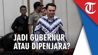 Ahok Ditanya Polisi Pilih Jadi Gubernur atau Dipenjara, Begini Jawabannya!