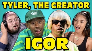 Generations React To Tyler The Creator Igor Full Album Reaction