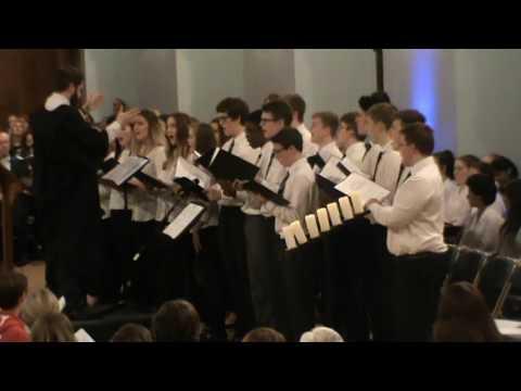The Shepherds' Joy - Chamber Choir, Ceremony of Carols 2016