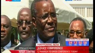 Newscenter : Judges' Conference (Part 2)