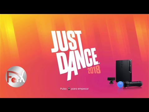 Just Dance 2018 - Song List [PS3]