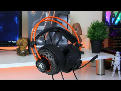My New Favorite $50 Gaming Headset – Cougar Immersa Review