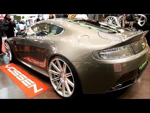 Aston Martin V12 Vantage - Exterior Walkaround