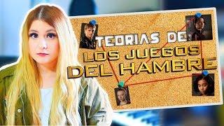Teorías interesantes de los Juegos del Hambre: ¡Katniss NO es el Sinsajo!