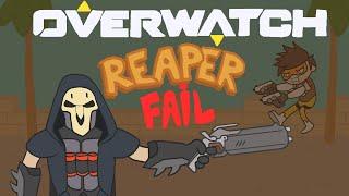 OVERWATCH: Reaper Fail (parody)