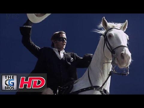 "CGI VFX Breakdowns : ""The Lone Ranger VFX Breakdown"" – by MPC"
