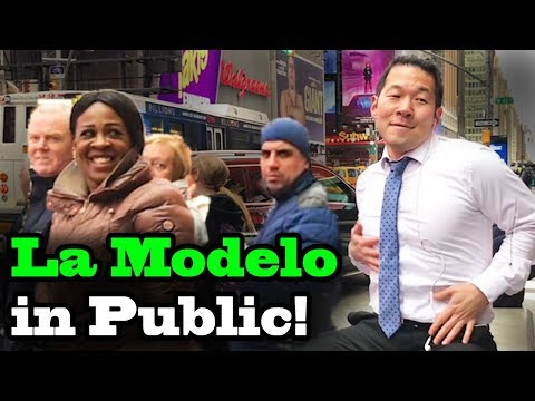 "OZUNA x CARDI B - ""La Modelo"" - SINGING IN PUBLIC!!"