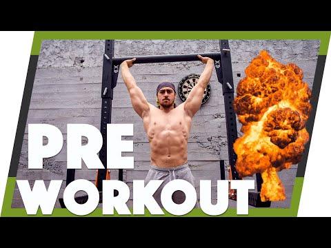 Pre Workout İçeceği | Nedir? Nasıl Kullanılır? Zararları Nelerdir? (Antrenman Öncesi)