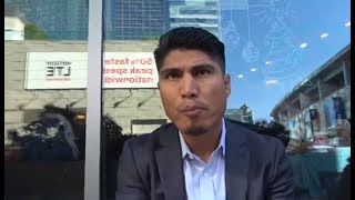 MIKEY GARCIA CALLS OUT ERROL SPENCE JR
