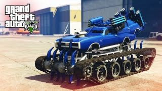 EXTREME VEHICLE MOD!  - (GTA 5 Mods Funny Moments)