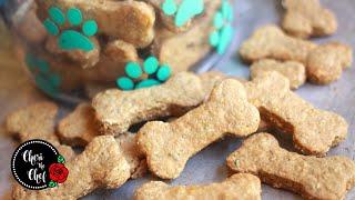 dog treats recipe oat flour