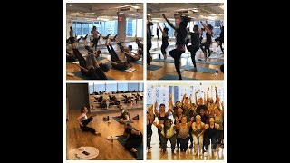 HIIT Pilates at the Viacom Wellness Studio