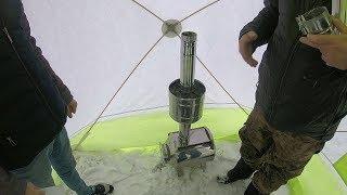 Палатки зимние с печкой хабаровск