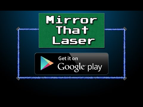 Video of Mirror That Laser