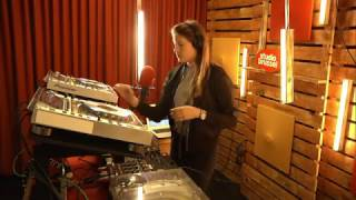 Charlotte de Witte - Live @ Studio Brussel, April 2017