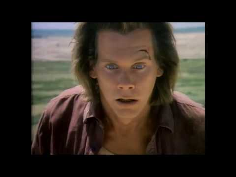Tremors  - Indepth Profile Of Kevin Bacon On The Set - Fifth Special Feature