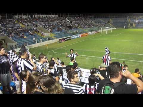"""Setor Alvinegro - Ceará 3 x 0 Horizonte - 22.03.12"" Barra: Setor Alvinegro • Club: Ceará"