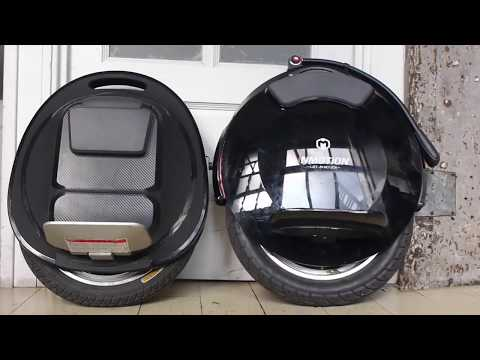 Official REVIEW Inmotion V10 Electric Unicycle