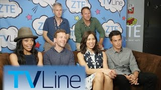 Сериал Кости, Bones Final Season Preview - TVLine Studio Presented by ZTE at Comic-Con 2016