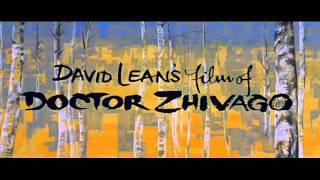 Doctor Zhivago (1965) - Main Title - Maurice Jarre