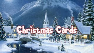 Christmas Cards - History
