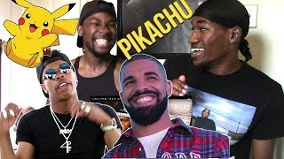 "Drake & Lil Baby ""Pikachu""(Reaction)"