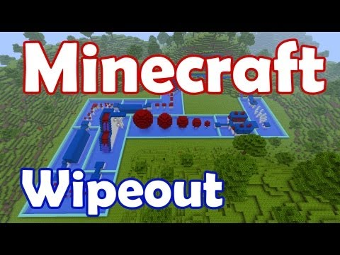 Wipeout minecraft project publicscrutiny Image collections