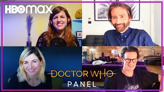 Доктор Кто, Meeting of the Doctors | Doctor Who | HBO Max