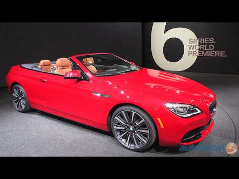 Fab Five Convertibles of the 2015 Detroit Auto Show