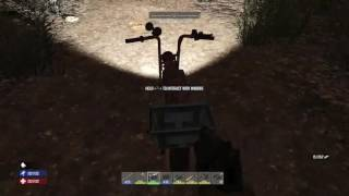 How To Use Flashlight/Headlight - 7 Days To Die - PS4