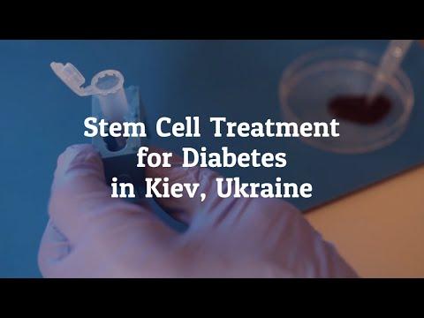Get Stem Cell Treatment for Diabetes in Kiev, Ukraine