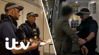 Armed Police Stop a Wanted Man From Leaving a Flight! | Heathrow: Britain's Busiest Airport