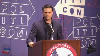 Ben Shapiro vs. Cenk Uygur [FULL DEBATE] | Politicon 2017