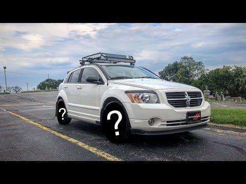 Caliber Gets Custom Powder Coated Wheels from Rocko's Automotive?