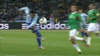 2010年W杯南アフリカ大会ハイライト