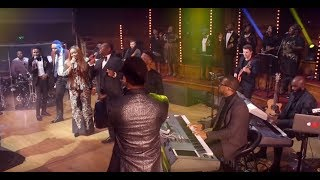 SINACH: GREAT GOD Feat ( Frank Fytt, Peter Tobe, KI And Nolly)