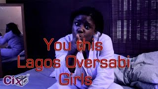 preview picture of video 'Naggy Diaries - Lagos Oversabi Office Receptionist'