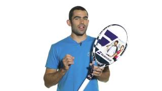 Ρακέτα τέννις Babolat Pure Drive Lite GT video