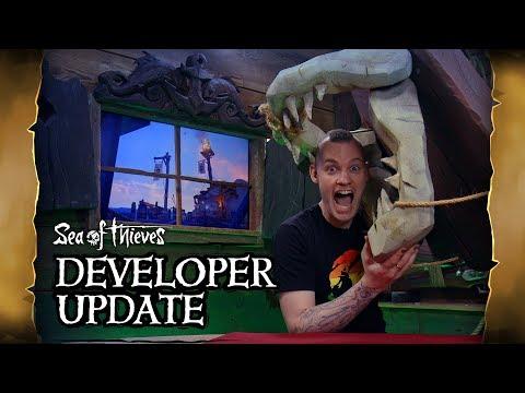 Sea of Thieves Developer Update: November 6th 2019