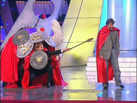 КВН Максимум - Ярмольник и 300 спартанцев