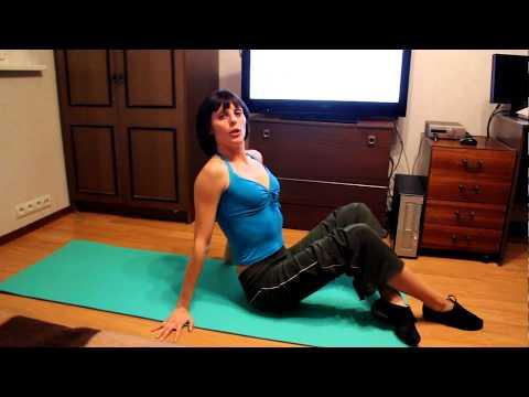 Упражнения для похудения живота нижнего