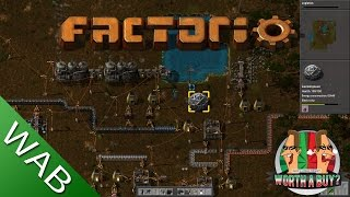 Factorio Review (Alpha) - Worth a Buy?