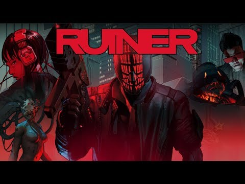 RUINER - Ugly Heart Trailer thumbnail