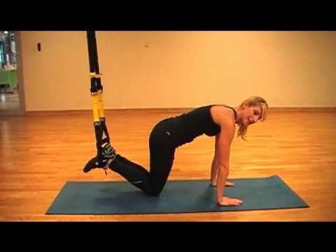 How To Do A TRX Crunch (VYGOR Fitness)