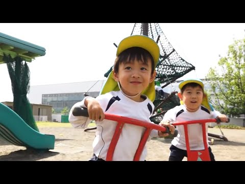 元気いっぱいに過ごす | 幼稚園のいちにち | 岐阜聖徳学園大学附属幼稚園