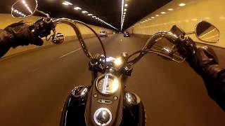 What Harley Davidson Sounds Like When You Ride It Legally