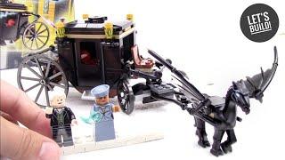 LEGO Fantastic Beasts: Grindelwald´s Escape 75951 - Let's Build!